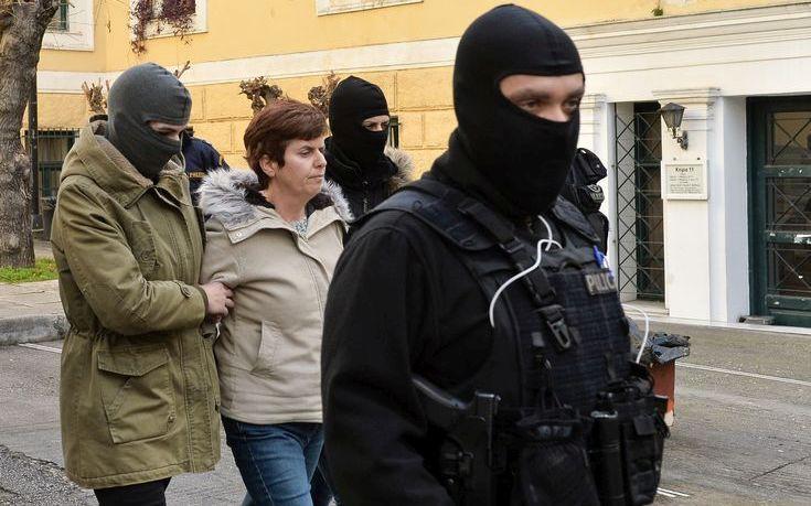 Οι φόβοι της αντιτρομοκρατικής μετά τη σύλληψη της Πόλας Ρούπα