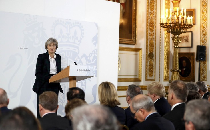 Η Βρετανία εγκαταλείπει την ενιαία αγορά