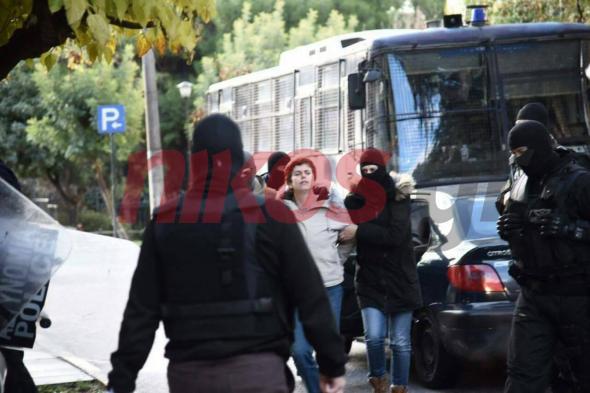 Η FAZ για τη σύλληψη της Ρούπα: Η μεγαλύτερη επιτυχία της ΕΛ.ΑΣ. μετά την εξάρθρωση της 17 Νοέμβρη