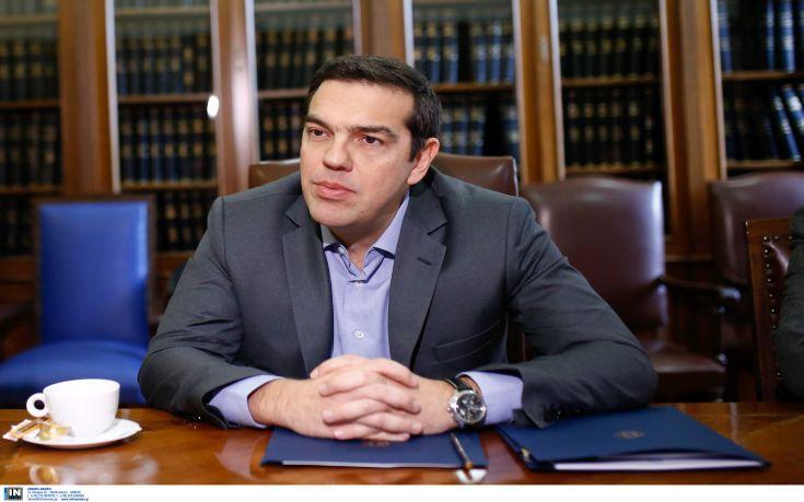 Τσίπρας: Είναι σαφές ότι δεν υπάρχει σήμερα έδαφος για λύση του Κυπριακού