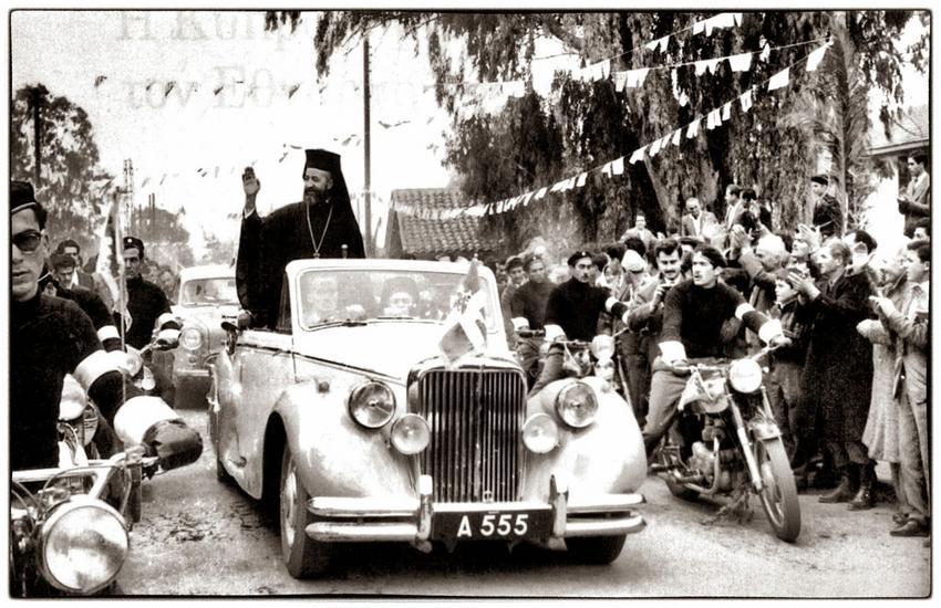 Ο Μακάριος επιστρέφει στην Κύπρο μετά τις συμφωνίες Ζυρίχης - Λονδίνου (1η Μαρτίου 1959). Είχε τότε τον φόβο ότι η «δεσμευμένη» ανεξαρτησία και η ανακήρυξη της Τουρκίας σε εγγυήτρια δύναμη με στρατιωτ