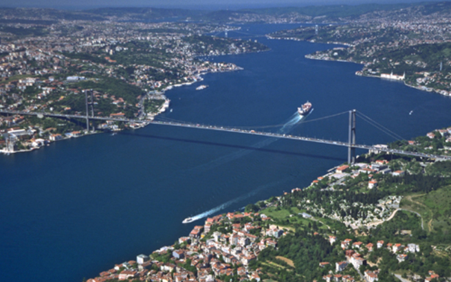 Τρία τεχνητά νησιά στον Μαρμαρά και τη Μαύρη Θάλασσα σχεδιάζει η Τουρκία