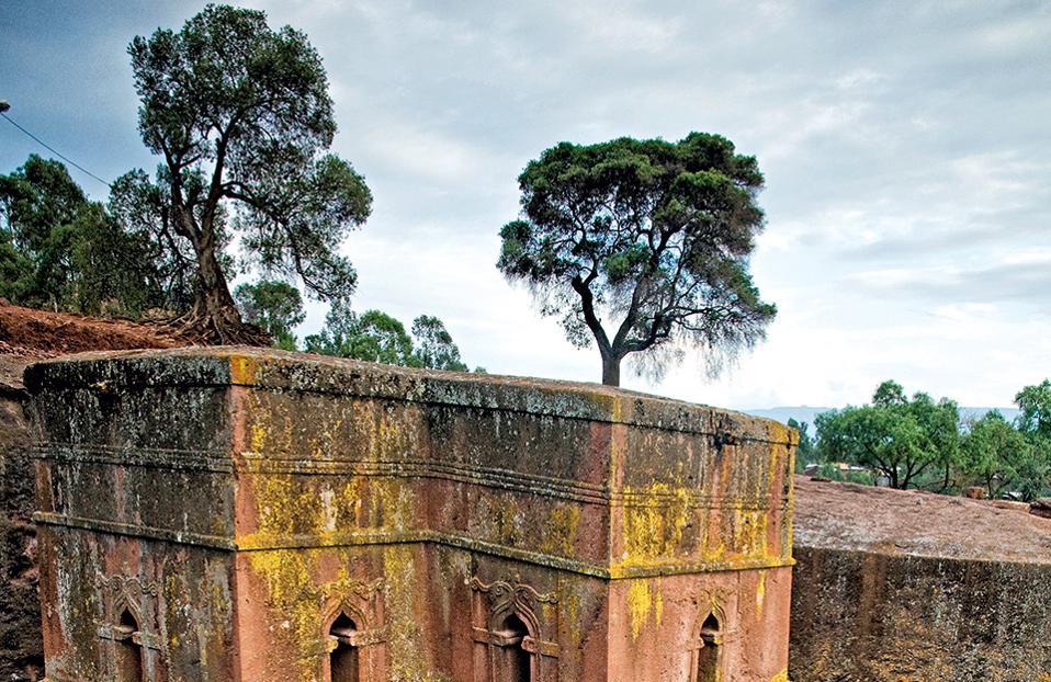 7. Εκκλησία του Αγίου Γεωργίου, Αιθιοπία (Φωτογραφία: GETTY IMAGES/IDEAL IMAGE)
