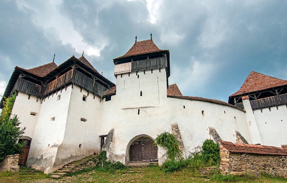 2. Οχυρωμένη εκκλησία Viscri, Ρουμανία (Φωτογραφία: GETTY IMAGES/IDEAL IMAGE)