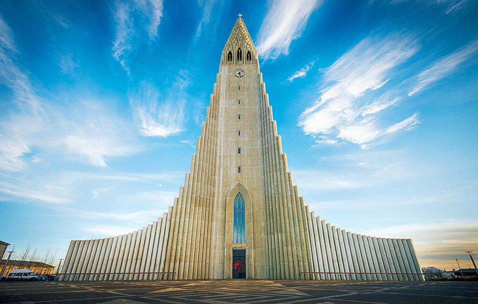 1. HallgrImskirkja, Ισλανδία (Φωτογραφία: GETTY IMAGES/IDEAL IMAGE)