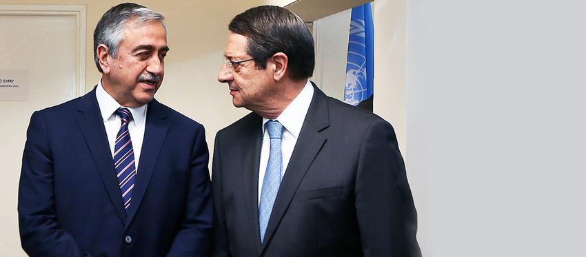 Αρχίζει η κρίσιμη φάση των διαπραγματεύσεων για το Κυπριακό