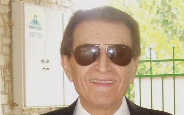 Πέθανε ο πρώην υπουργός Αριστείδης Καλαντζάκος