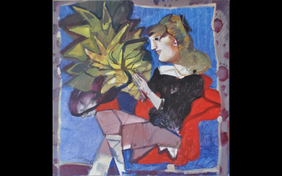 Ο Δ. Μυταράς ήταν ένας καλλιτέχνης με έγνοια για την υπεράσπιση του αδύναμου, είτε ήταν άνθρωπος είτε ζώο.