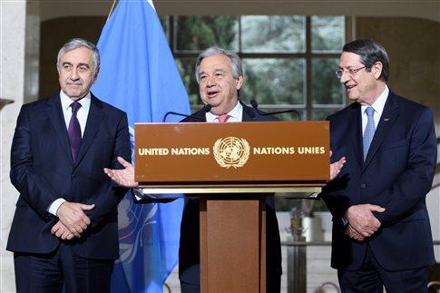 Φουντώνει το διπλωματικό πόκερ για το Κυπριακό