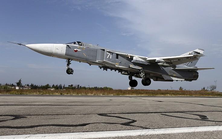 Ρωσικά αεροπλάνα σκότωσαν τούρκους στρατιώτες στη Συρία