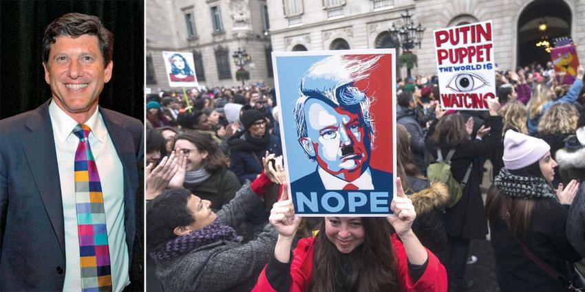 «Ο Τραμπ πάσχει από το 'σύνδρομο Χίτλερ'»