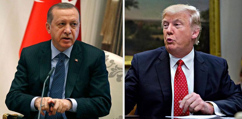 Τι ζητάει η CIA από την Άγκυρα - Σκληρή στάση Τραμπ ενάντια στο Ισλάμ