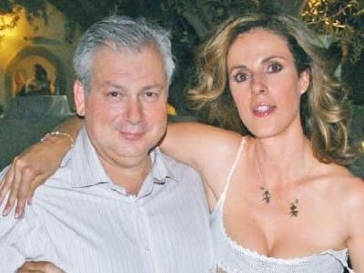 Ιωάννης Καρούζος και Ρεβέκκα Σκαφτούρα