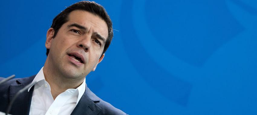Στο Κίεβο ο πρωθυπουργός Αλέξης Τσίπρας
