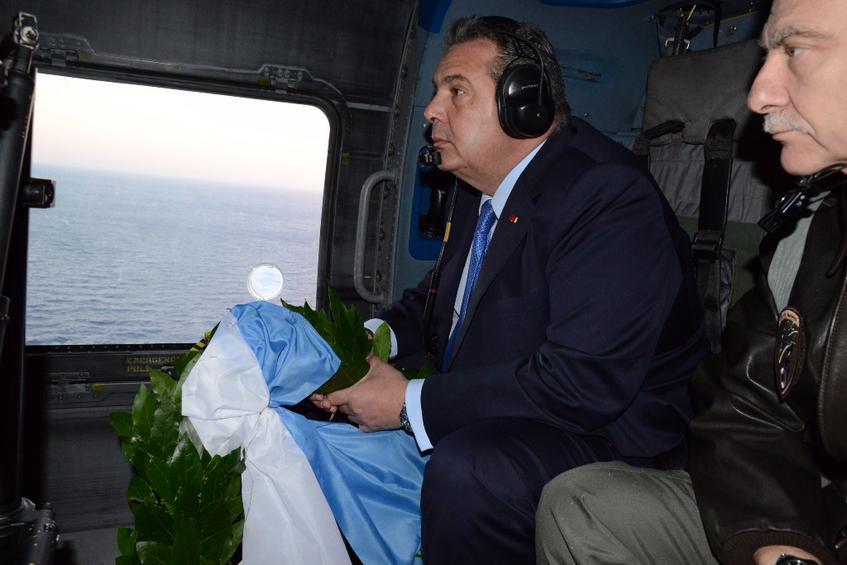 «Δεν επιδιώκουμε τσαμπουδάκες αλλά καουμπουλίκια δεν περνάνε στην Ελλάδα» λέει ο Καμμένος