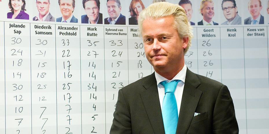 Όσα δεν ξέρετε για τον Ολλανδό ακροδεξιό Βίλντερς