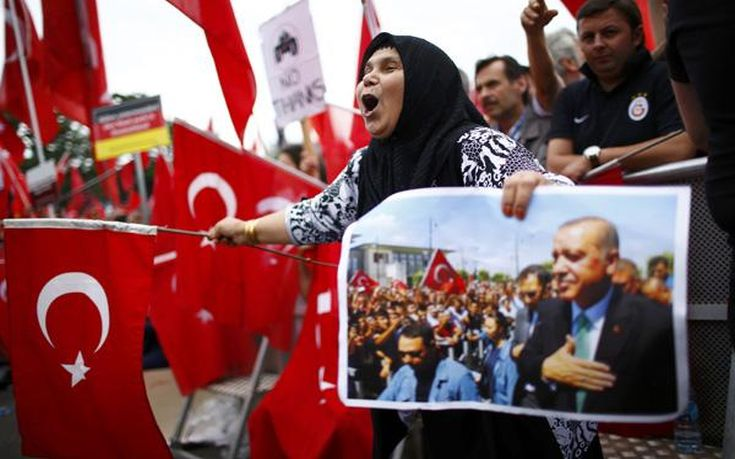 Η Άγκυρα σχεδιάζει συγκεντρώσεις υπέρ του Ερντογάν σε Γερμανία και Ολλανδία