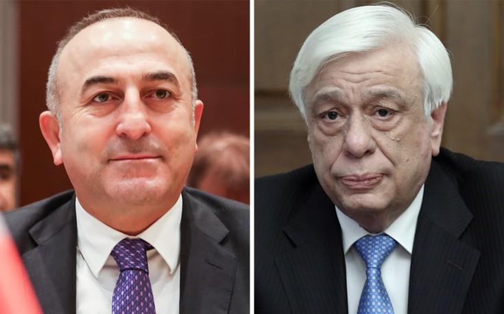 Η Άγκυρα εγκαλεί τον Παυλόπουλο ότι δεν ξέρει τη συνθήκη της Λωζάνης