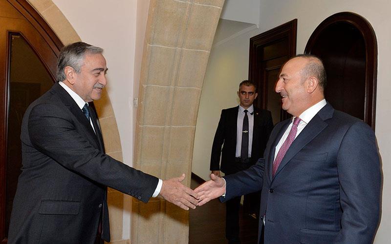 Κυπριακό: Με όρους συνδέει η τουρκική πλευρά την επάνοδό της στις συνομιλίες