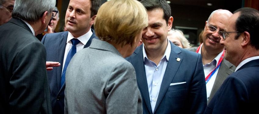 Τσίπρας στη Σύνοδο Κορυφής: Αυξημένη η τουρκική επιθετικότητα στο Αιγαίο