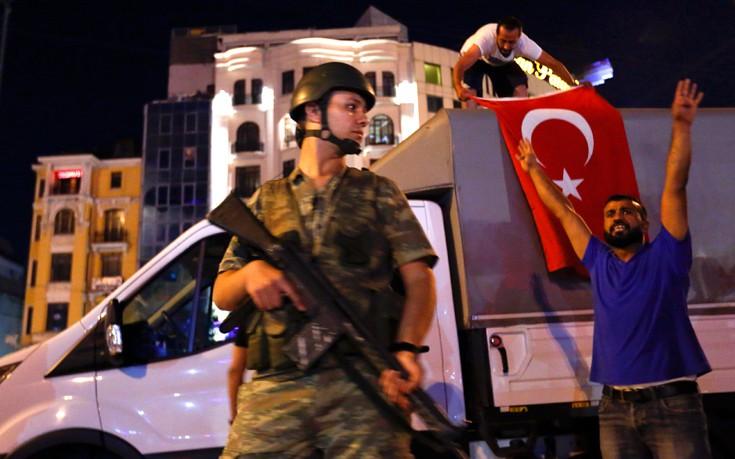 Συνέλαβαν εργαζόμενους της τουρκικής αμυντικής βιομηχανίας για το πραξικόπημα