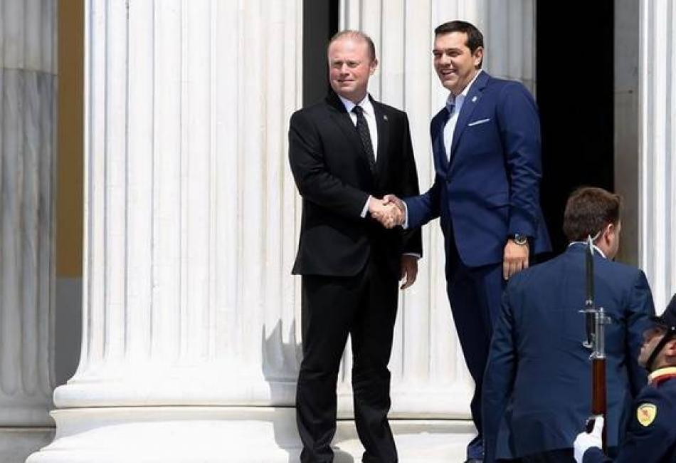 Τσίπρας: Η Ευρώπη χρειάζεται συνοχή και αλληλεγγύη