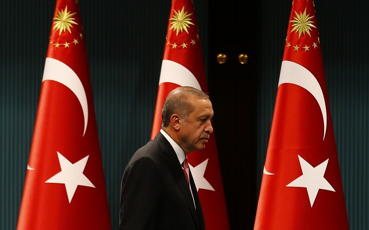 Ερντογάν: Δεν θέλω να μετατρέψω την Τουρκία σε ομόσπονδο κράτος