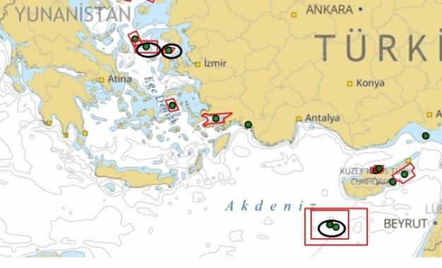 Μπαράζ τουρκικών προκλήσεων από το Αιγαίο μέχρι την Κύπρο