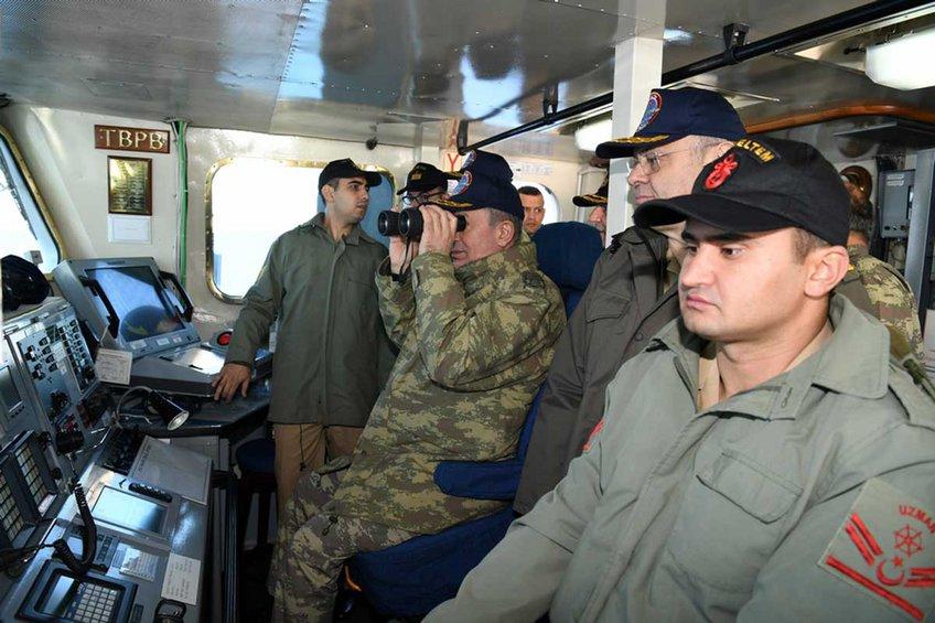 Mαζί με τα γυμνάσια, έως το τέλος του μήνα η Αγκυρα αναμένεται να ξεκινήσει τις δικές της έρευνες για υδρογονάνθρακες στη Μεσόγειο με το σκάφος «Oruc Reis»