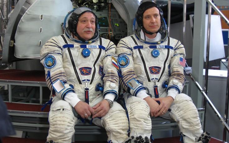 Για πέμπτη φορά στο διάστημα ο ομογενής Φιοντόρ Γιουρτσίχιν