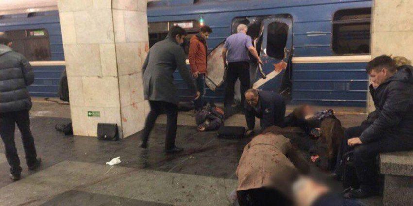 Συνελήφθη ο «εγκέφαλος» της επίθεσης στην Αγία Πετρούπολη