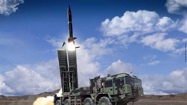 Δοκιμή πυραύλου μεγάλου βεληνεκούς πραγματοποίησε η Τουρκία