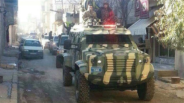 «Πυρ και μανία» στην Τουρκία με τις ΗΠΑ που στέλνουν μαζικά οπλισμό στο PKK