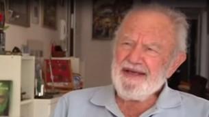 Yitzhak Yaakov (YouTube screenshot)