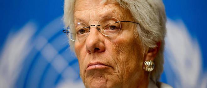 «Croyez-moi, des crimes horribles comme ceux commis en Syrie, je n'en ai pas vus au Rwanda ni dans l'ex-Yougoslavie. »
