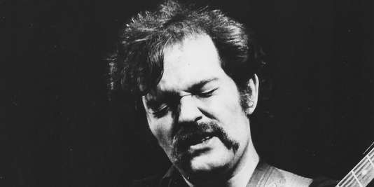 John Abercombrie, le 15 mai 1977.