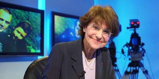 Eliane Victor, le 31 octobre 2000.