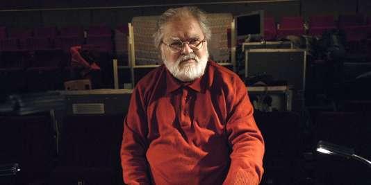 Pierre Henry, le 9 décembre 2007.