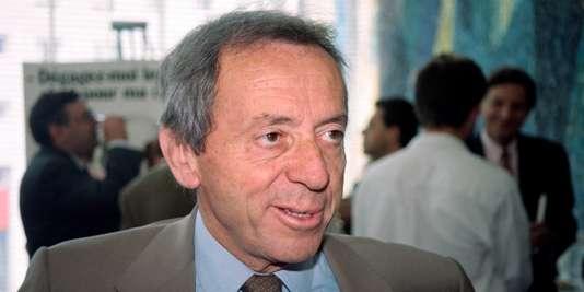 Pierre Bouteiller, le 22 août 1994.