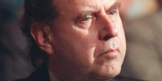 Claude Contamine, le 11 janvier 1989.