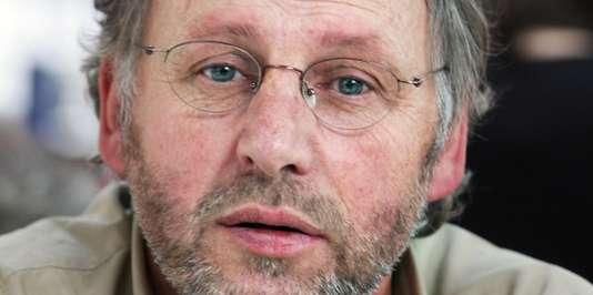 Roger Knobelspiess, le 6 novembre 2004.