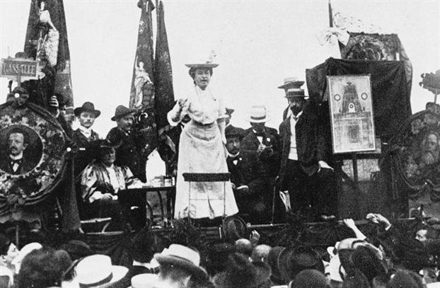 Ρόζα Λούξεμπουργκ: 99 χρόνια από τη δολοφονία της