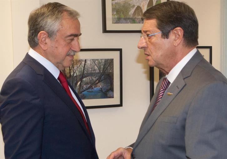 Συνδιαχείριση του αερίου ζήτησε ο Ακιντζί από Αναστασιάδη | in.gr