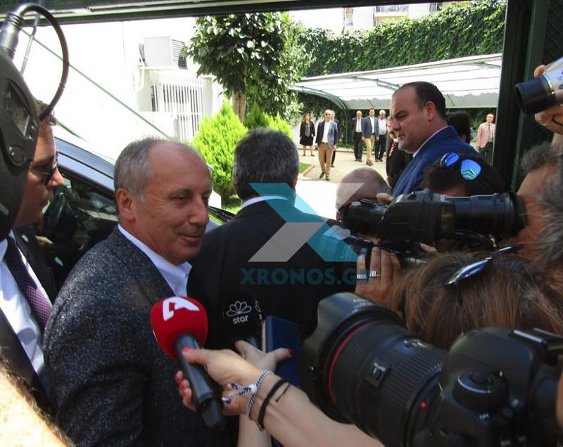 Η επίσκεψη Ιντζέ στην Κομοτηνή-φωτό απο xronos.gr