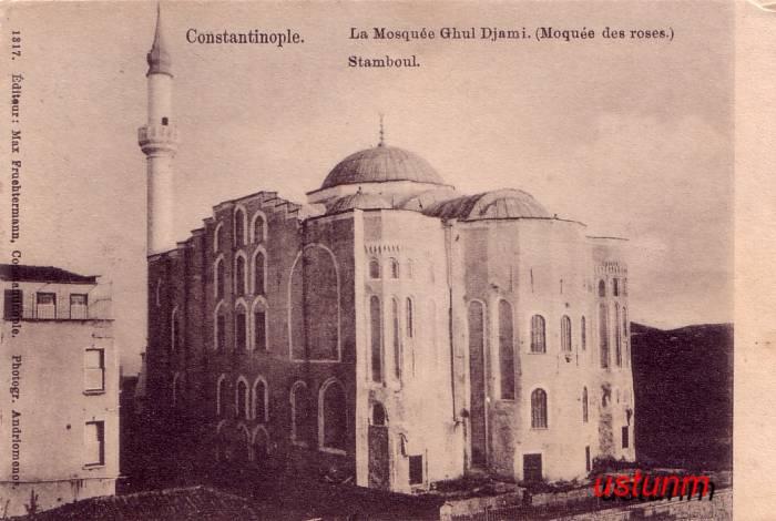 NADIR-ISTANBUL-OSMANLI-GUL-CAMII-KARTPOSTALI__25131461_0