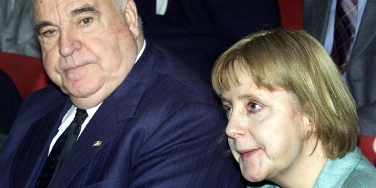 Kohl-Merkel