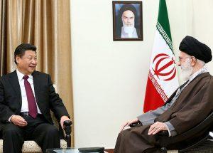 Ali-Khamenei-receives-Xi-Jinping-at-his-home-photo-via-Wikipedia-300×215