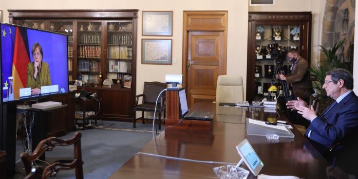 Επικοινωνία-Αναστασιάδη-Μέρκελ-Το-μήνυμα-που-την-παρακάλεσε-να-μεταφέρει-στον-Ερντογάν