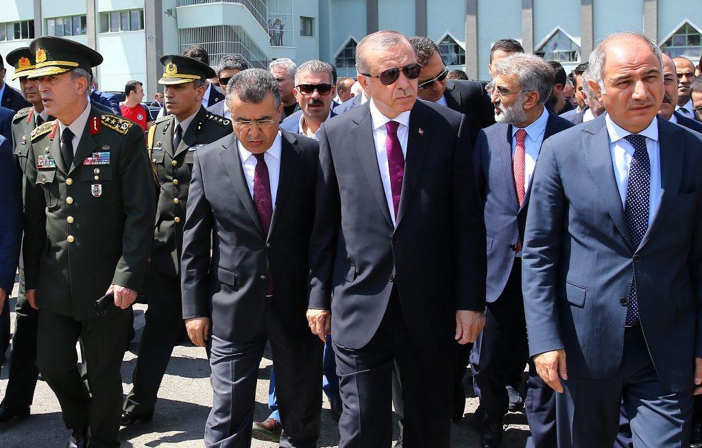 TURKEY ERDOGAN POLICE